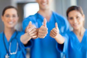 Staff Satisfaction at Richmond Nursing