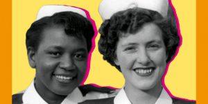 Diversity in nursing exhibition