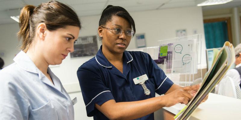 'Alarming' rise in nurses quitting