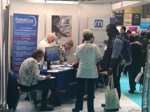Royal College of Nursing Jobs Fair - Photo 5