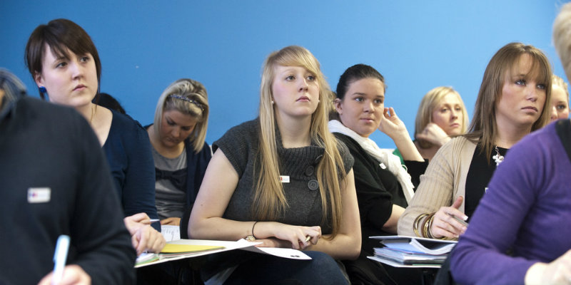 500 fewer nursing students begin training in September