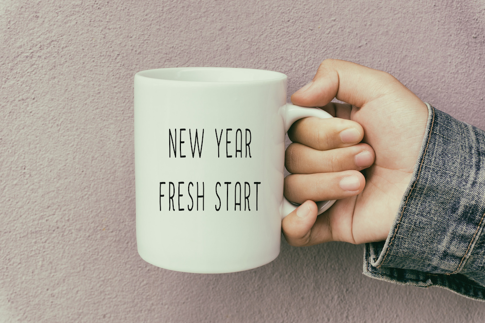 Time for a fresh start?