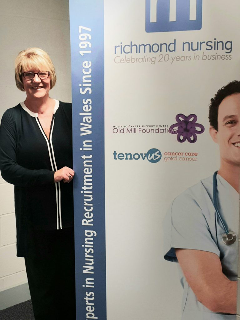 Jane Proctor - Richmond Nursing - portrait